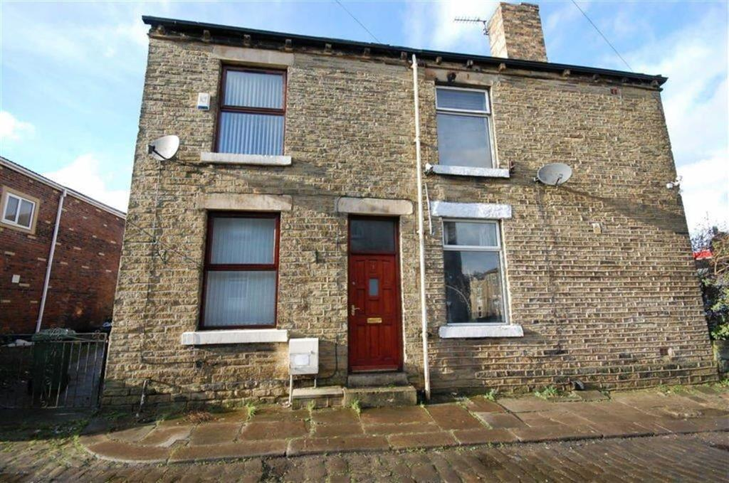 1 Bedroom End Of Terrace House for sale in William Street, Dewsbury, West Yorkshire, WF13