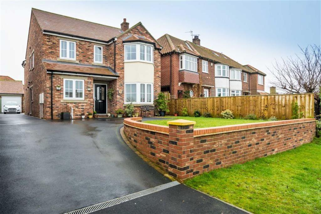 4 Bedrooms Detached House for sale in Ainderby Road, Northallerton, North Yorkshire