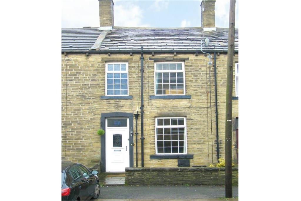 3 Bedrooms Terraced House for sale in Charlesworth Grove, Halifax