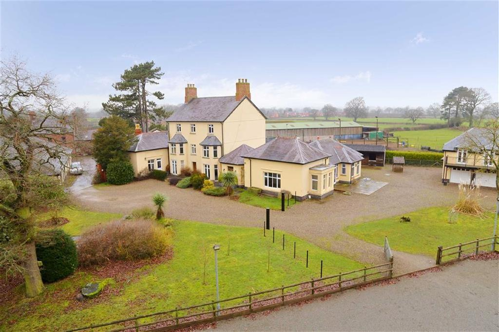 7 Bedrooms Detached House for sale in Dudleston Heath, Nr Ellesmere, SY12