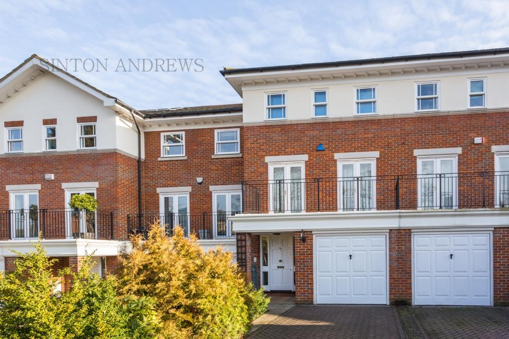 4 Bedrooms Town House for sale in Castlebar Park, Ealing, W5