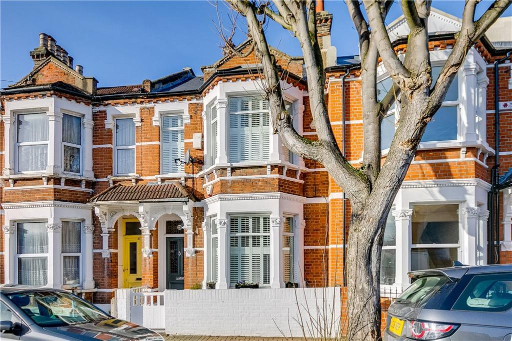 5 Bedrooms Terraced House for sale in Marney Road, Battersea, London, SW11