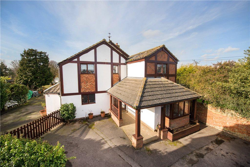 5 Bedrooms Detached House for sale in High Street, Langford, Biggleswade, Bedfordshire