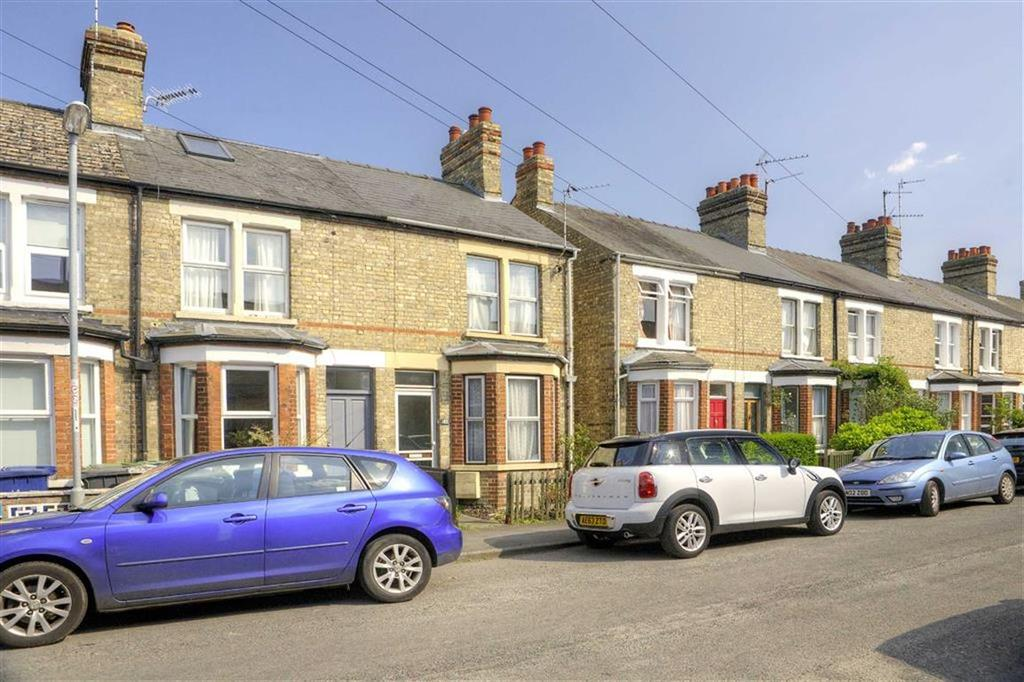 3 Bedrooms Semi Detached House for sale in Cowper Road, Cambridge
