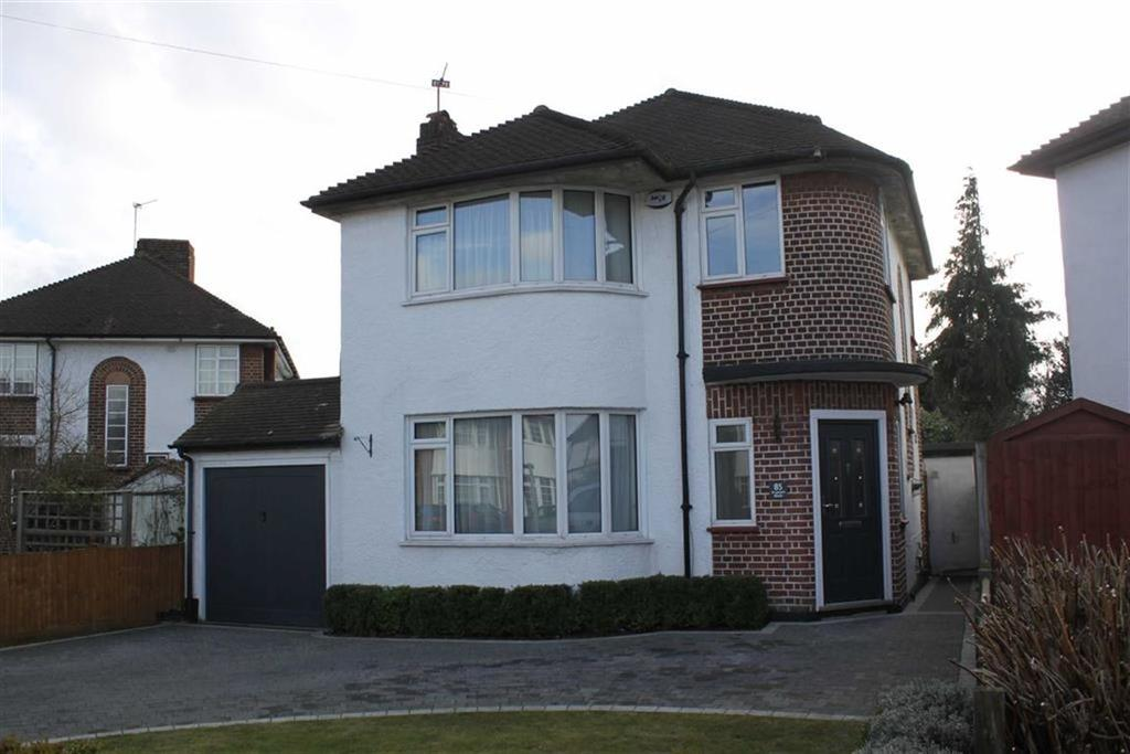3 Bedrooms Detached House for sale in St Johns Road, Petts Wood East