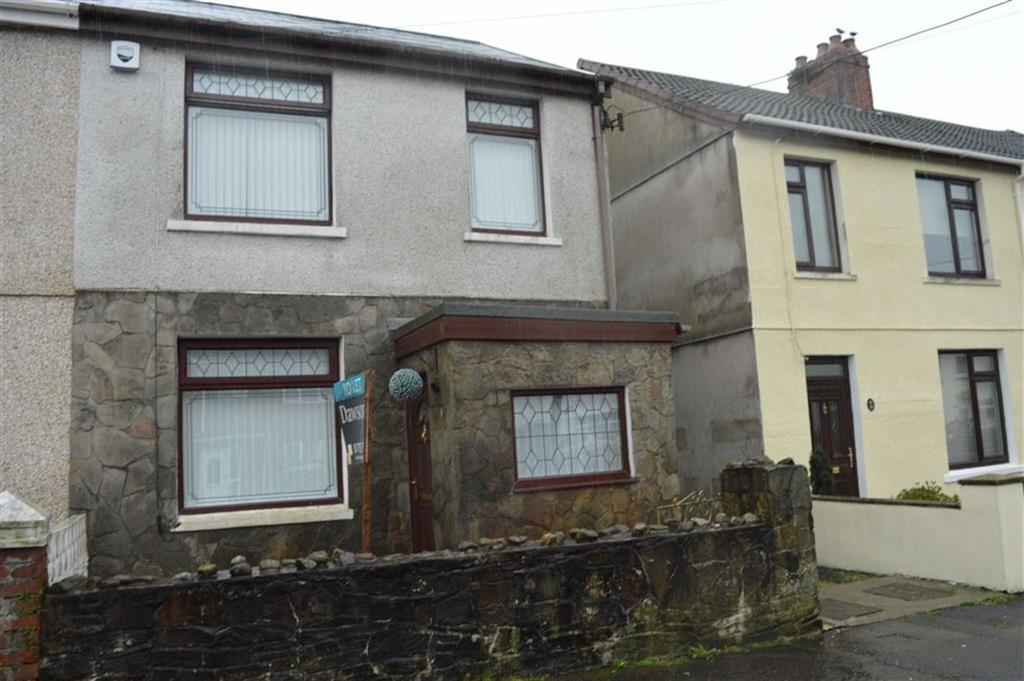 3 Bedrooms Semi Detached House for sale in Bwrw Road, Swansea, SA4
