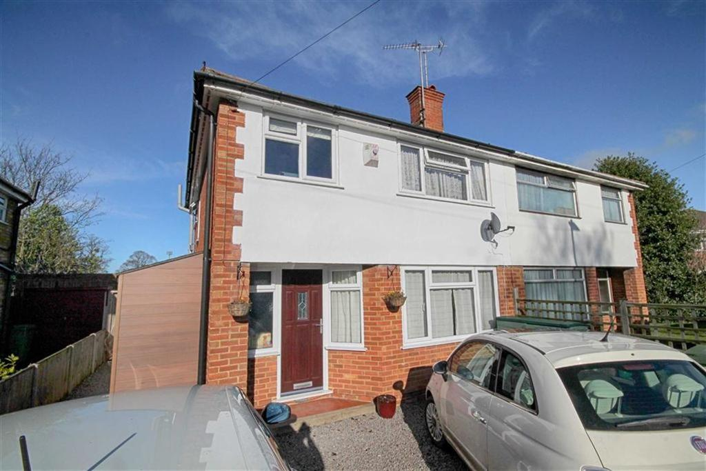 3 Bedrooms Semi Detached House for sale in Hayes Road, Pittville, Cheltenham, GL52