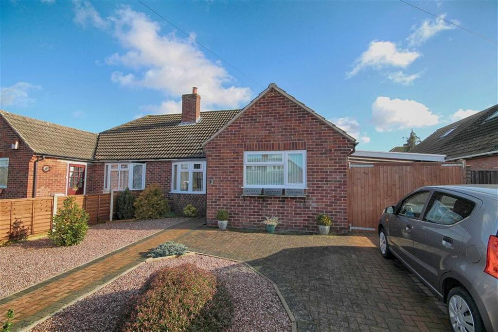 2 Bedrooms Semi Detached Bungalow for sale in Purbeck Way, Prestbury, Cheltenham, GL52