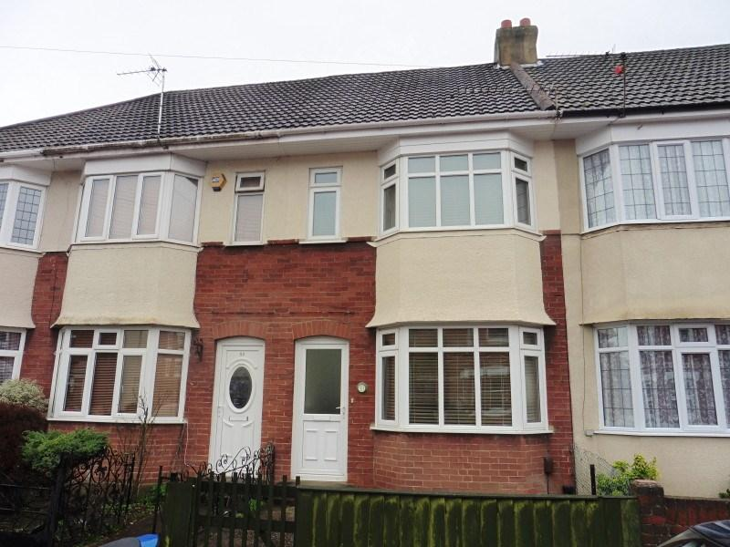 2 Bedrooms Terraced House for sale in Calvin Road, Winton, Bournemouth