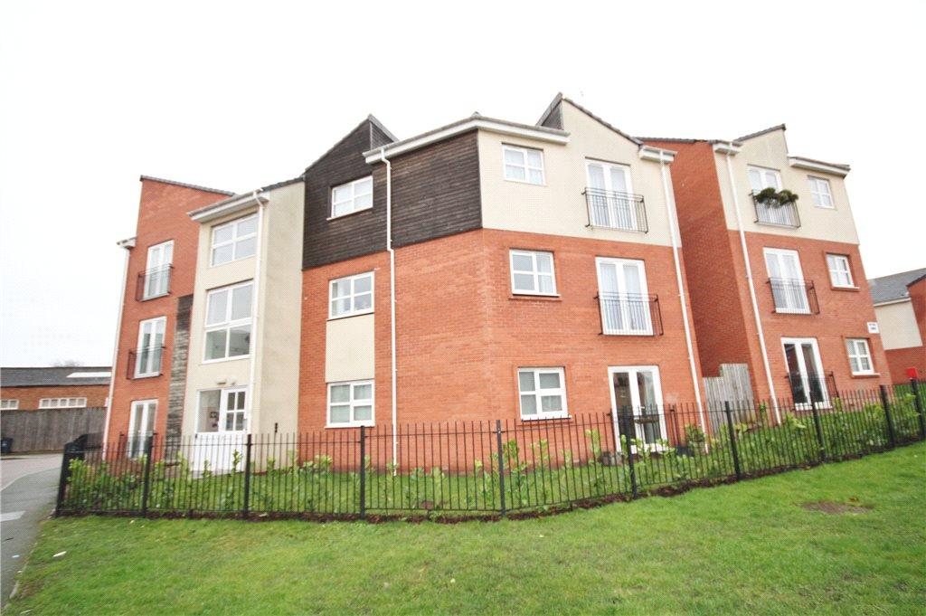 2 Bedrooms Apartment Flat for sale in Fairmount Road, Worcester, Worcestershire, WR4