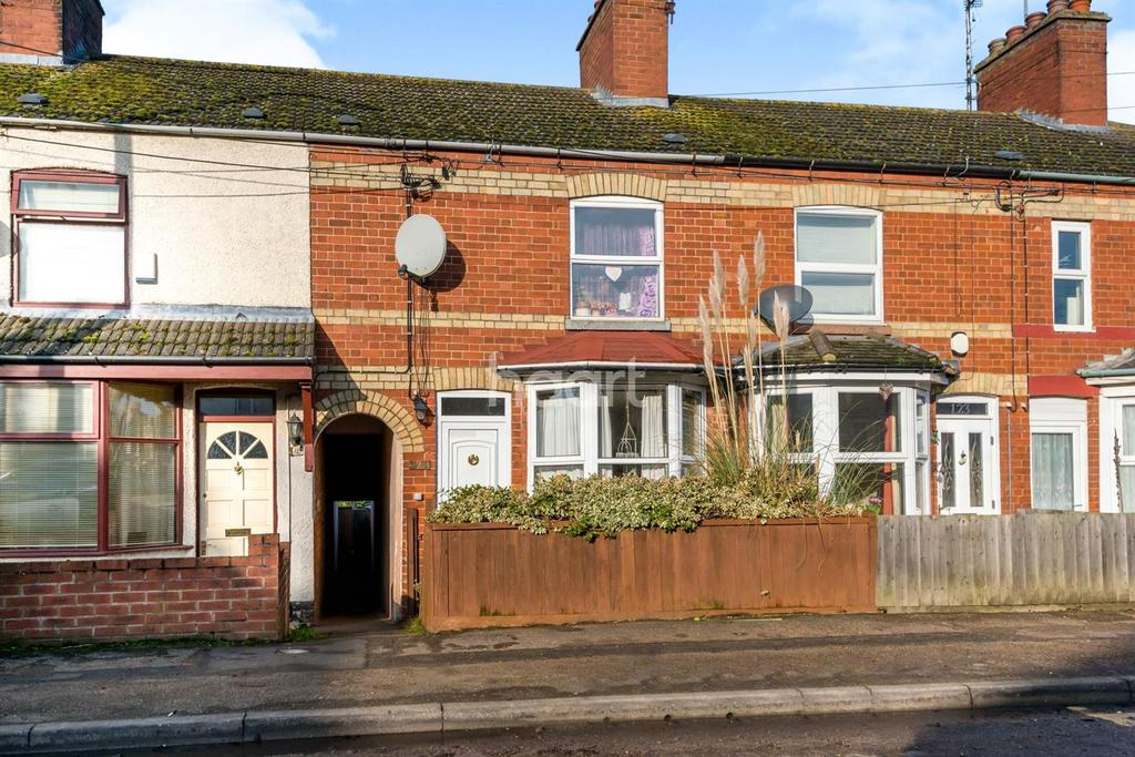 2 Bedrooms Terraced House for sale in Rushden Road Wymington