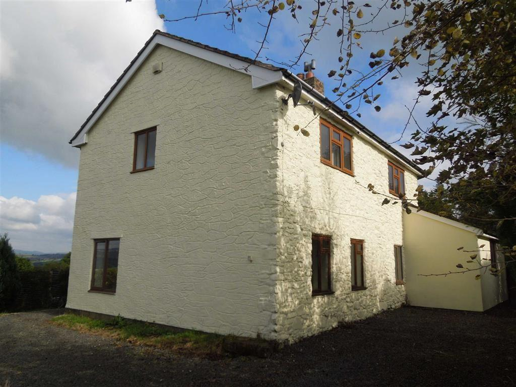 4 Bedrooms Detached House for sale in Llanerfyl, Welshpool, SY21
