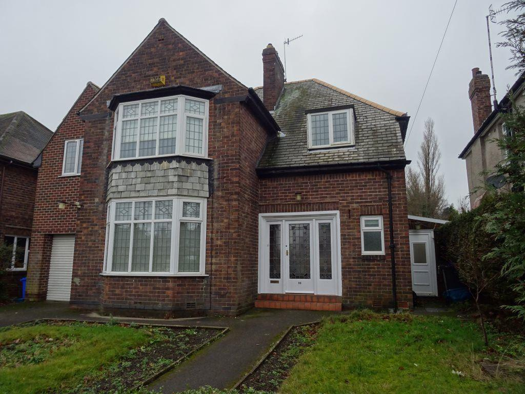 5 Bedrooms Detached House for rent in Stumperlow Hall Road, Fulwood, S10 3QT