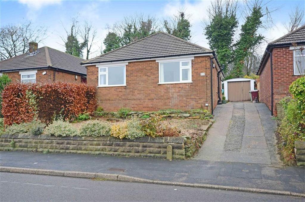2 Bedrooms Detached Bungalow for sale in 21, Bents Crescent, Dronfield, Derbyshire, S18