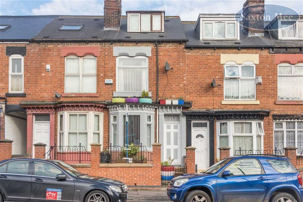 3 Bedrooms Terraced House for sale in Page Hall Road, Sheffield, S4