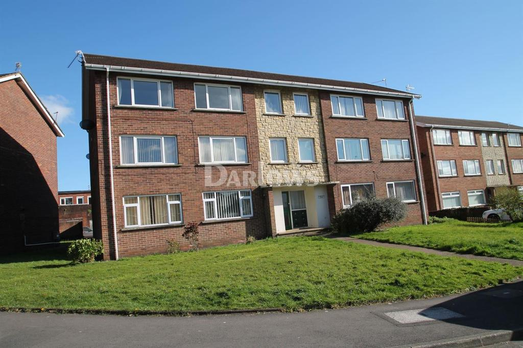 2 Bedrooms Flat for sale in Albermarle Court, Cranleigh Rise, Rumney, Cardiff