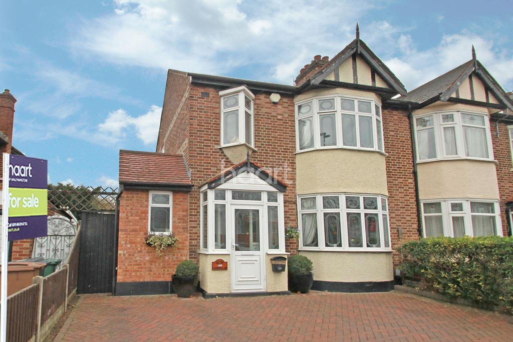 3 Bedrooms End Of Terrace House for sale in Larkshall Road