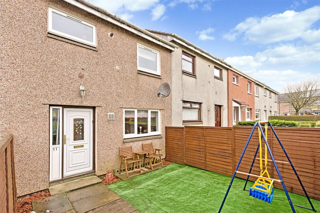 2 Bedrooms Terraced House for sale in 11 Elie Avenue, Deans, Livingston, EH54