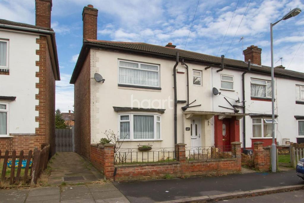 3 Bedrooms End Of Terrace House for sale in A Pristine Three Bedroom On Summerfield Road