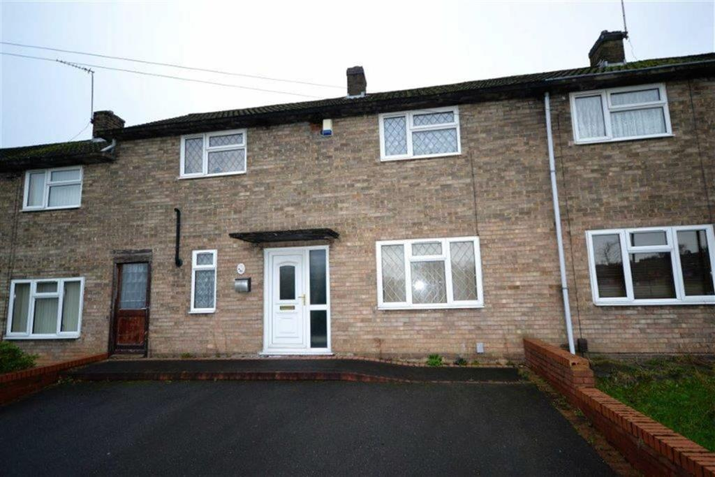 3 Bedrooms Terraced House for sale in Vale View, Stockingford, Nuneaton