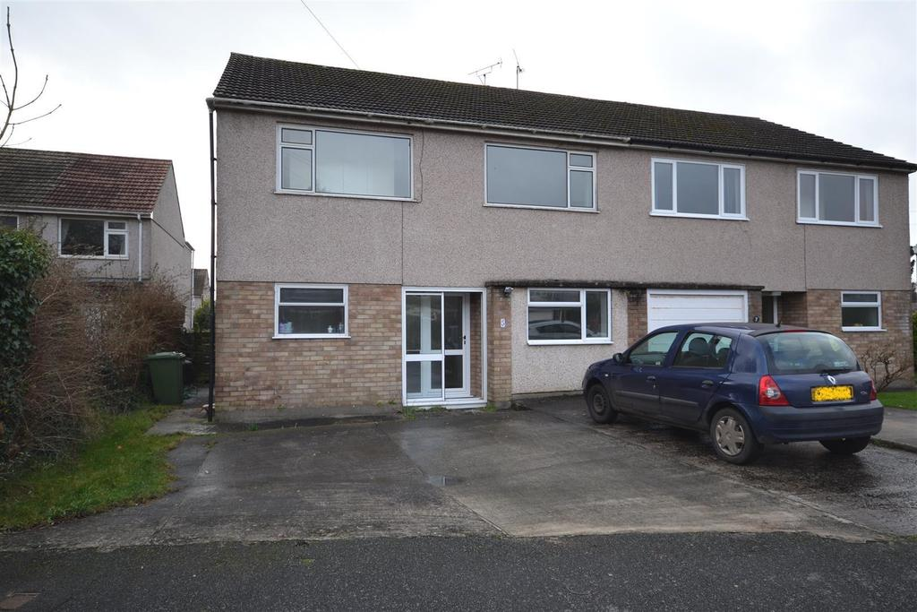 4 Bedrooms Semi Detached House for sale in Pembroke