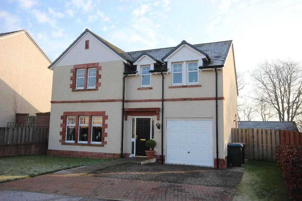 4 Bedrooms Detached House for sale in Larghan View, Coupar Angus, Perthshire, PH13 9FH