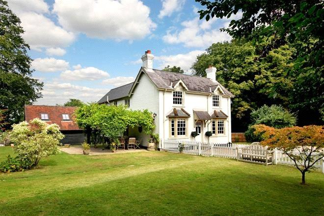 5 Bedrooms Detached House for sale in The Grange, Amersham Road, Beaconsfield, Buckinghamshire, HP9