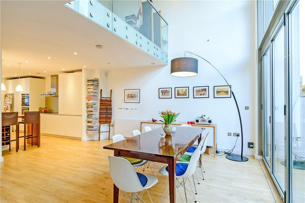 5 Bedrooms Terraced House for sale in Novara Row, Highbury, London, N5