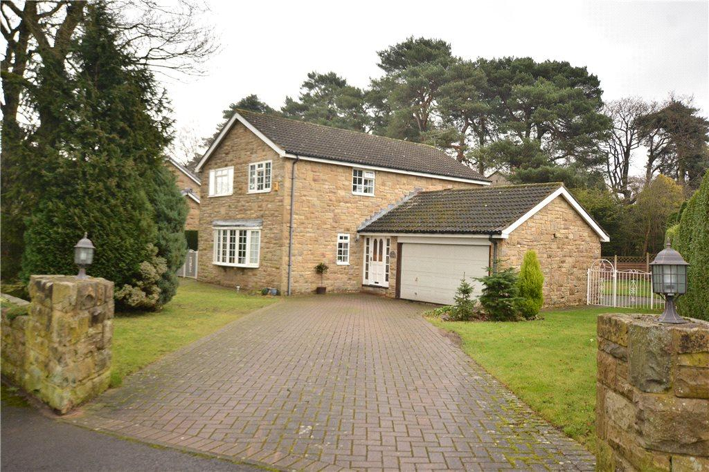 4 Bedrooms Detached House for sale in The Firs, Scarcroft, Leeds, West Yorkshire