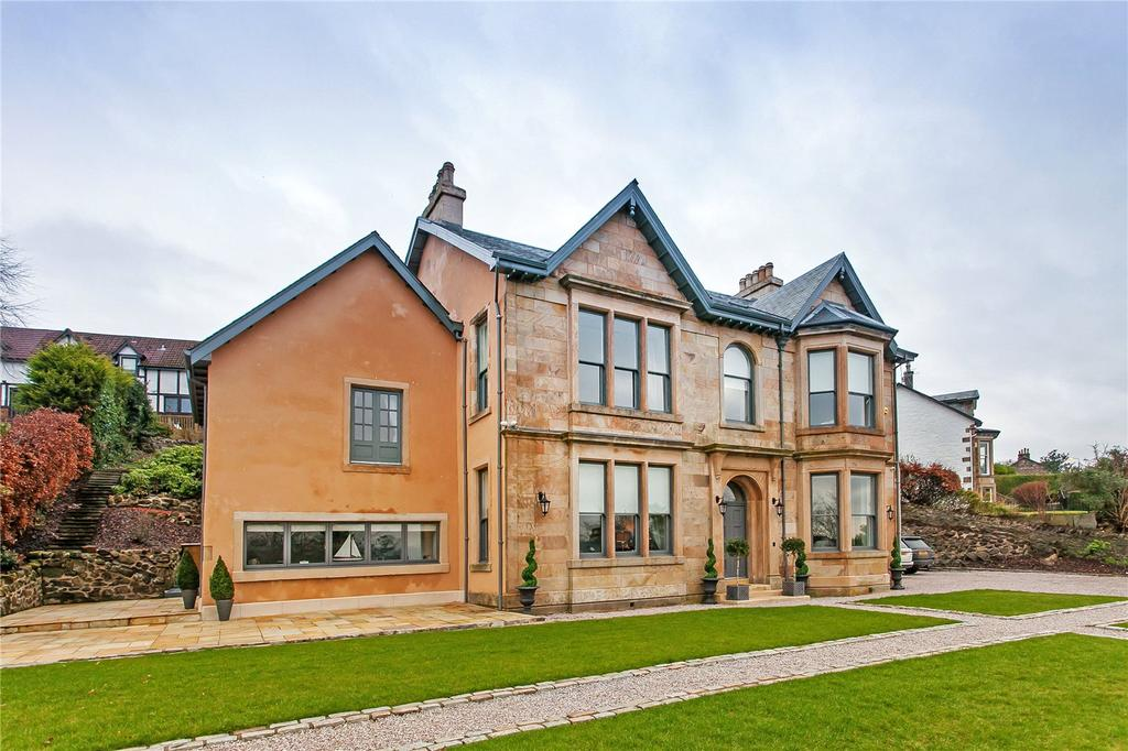 6 Bedrooms Detached House for sale in Dalliefour, Barclaven Road, Kilmacolm, Renfrewshire