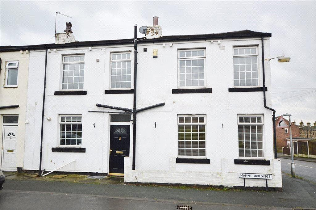 2 Bedrooms Terraced House for sale in Manns Buildings, Birstall