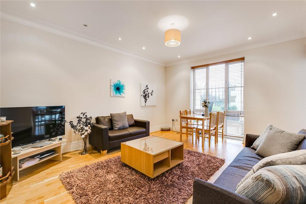 1 Bedroom Flat for sale in Lime House, 33 Melliss Avenue, Richmond, Surrey