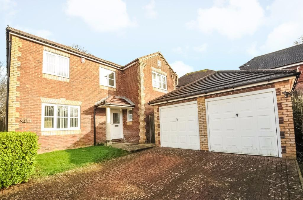 4 Bedrooms Detached House for sale in Patcham Grange Brighton East Sussex BN1