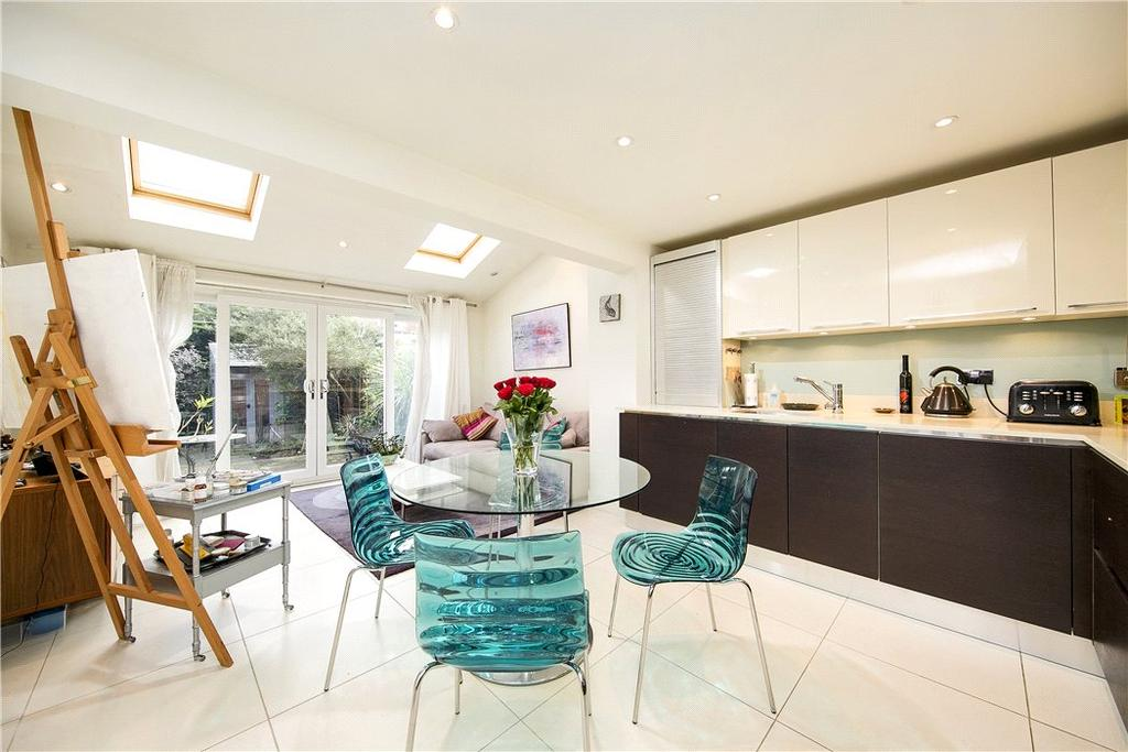 2 Bedrooms Terraced House for sale in Cambridge Road, Richmond, Twickenham, TW1