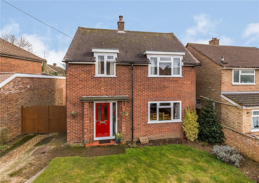 3 Bedrooms Detached House for sale in Lords Meadow, Redbourn, St. Albans, Hertfordshire