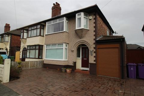 3 bedroom semi-detached house for sale - Eaton Gardens, Liverpool, Merseyside, L12
