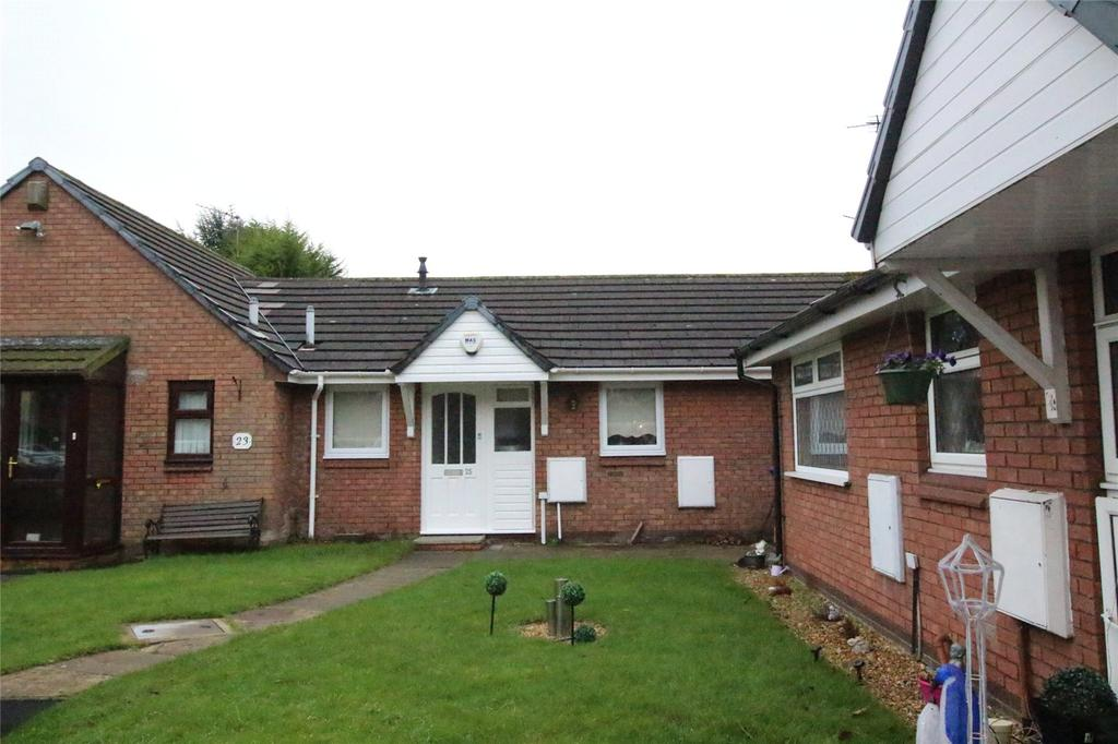 2 Bedrooms Semi Detached Bungalow for sale in Mereview Crescent, Liverpool, Merseyside, L12