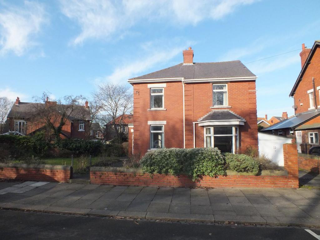 3 Bedrooms Detached House for sale in Park View, Blyth
