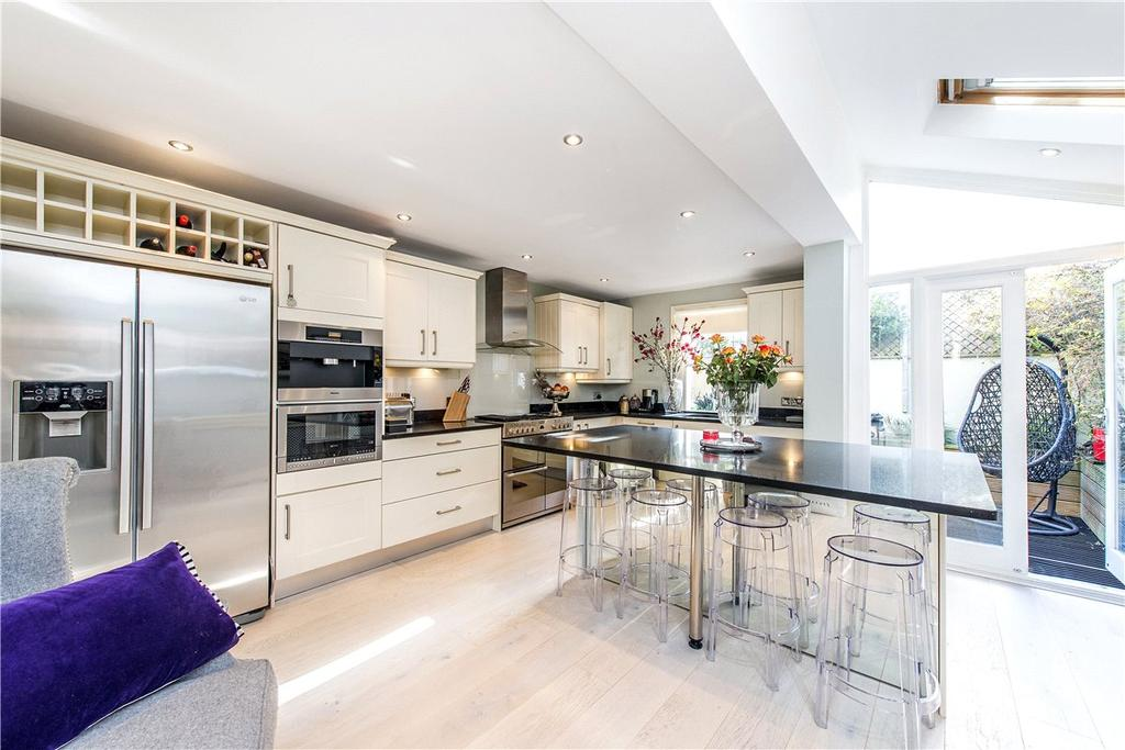 5 Bedrooms House for sale in Letterstone Road, London, SW6