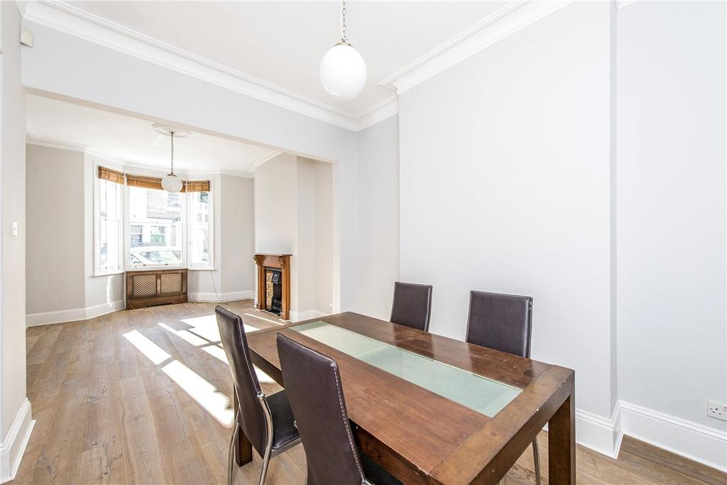 4 Bedrooms Terraced House for sale in Averill Street, London, W6