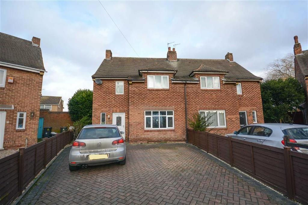 3 Bedrooms Semi Detached House for sale in Ridgeway Close, West Bridgford