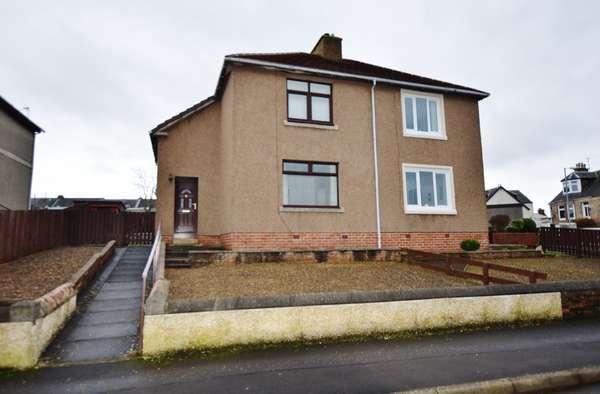 2 Bedrooms Semi-detached Villa House for sale in 4 Kilrig Avenue, Kilwinning, KA13 7BP