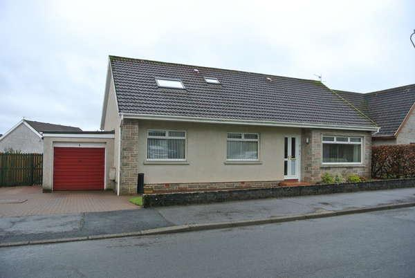 4 Bedrooms Detached House for sale in 3 Sandhead Road, Strathaven, ML10 6HX