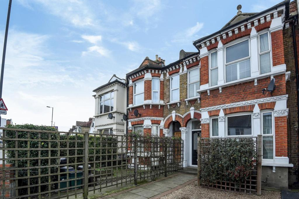 4 Bedrooms Terraced House for sale in Durnsford Road, Wimbledon Park, SW19