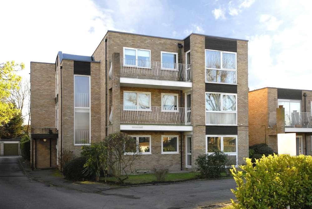2 Bedrooms Flat for sale in Broadway Court 62 Overbury Avenue Beckenham