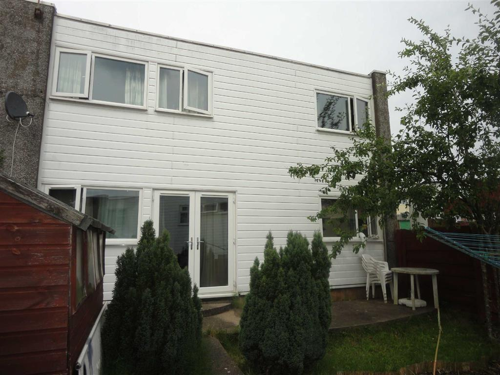 3 Bedrooms End Of Terrace House for sale in Camrose Walk, Cwmbran