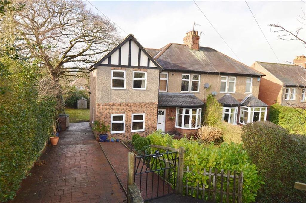 4 Bedrooms Semi Detached House for sale in Stocksfield