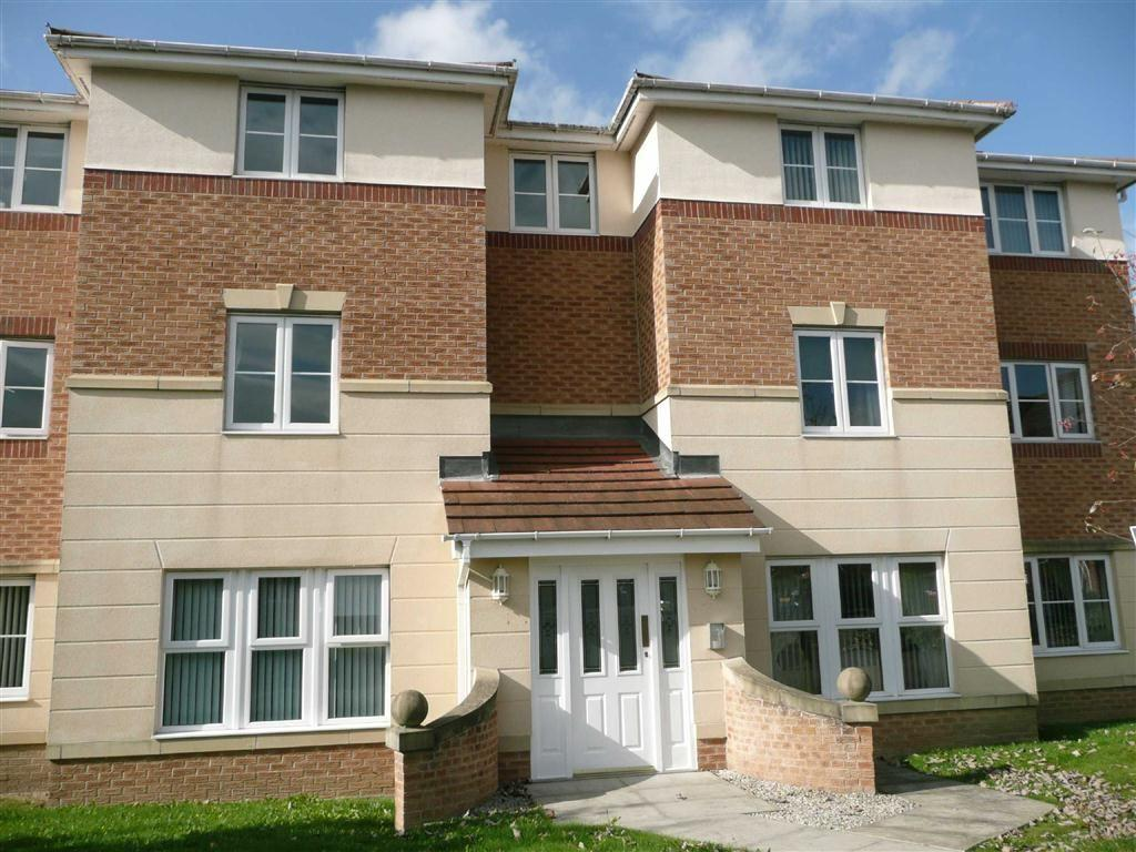 2 Bedrooms Apartment Flat for sale in Lincoln Way, North Wingfield, Chesterfield, S42