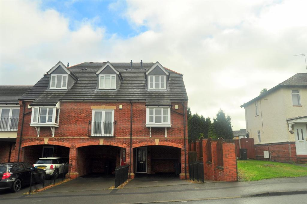 3 Bedrooms Town House for sale in George Road, Halesowen