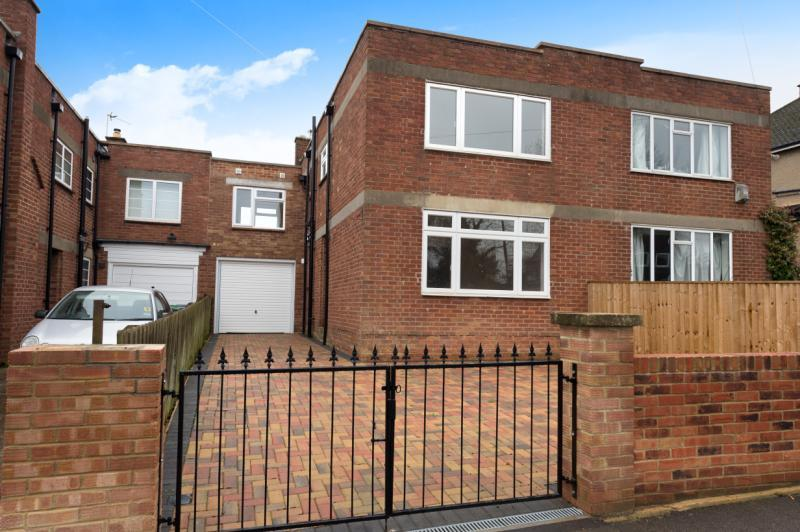 4 Bedrooms Semi Detached House for sale in Mere Road, Oxford, Oxfordshire